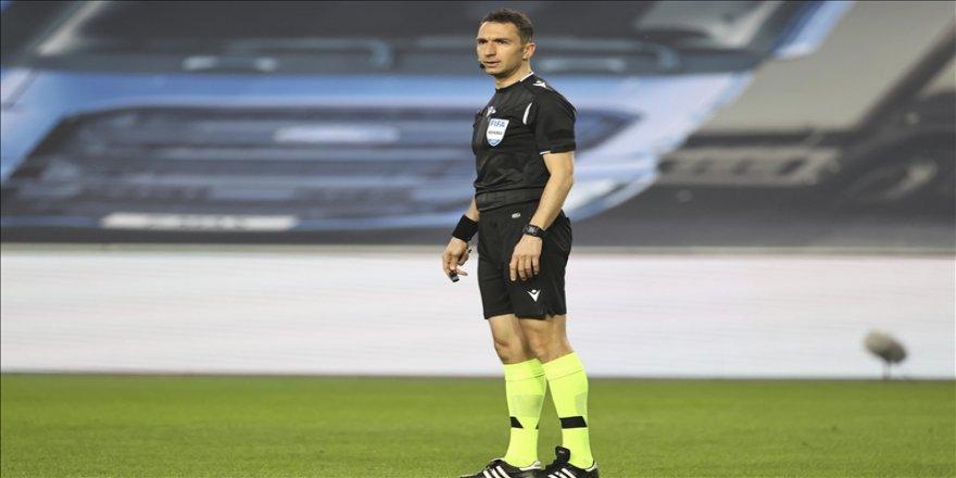 FIFA kokartlı hakem Abdulkadir Bitigen, Tokyo 2020'de görev yapacak
