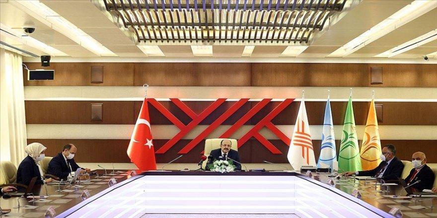 YÖK Başkanı Saraç: Engelsiz Üniversite Ödülleri için bu yıl 837 başvuru yapıldı