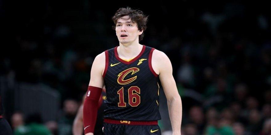 NBA'de Cedi Osman'ın 14 sayısı Cavaliers'a galibiyeti getirmedi