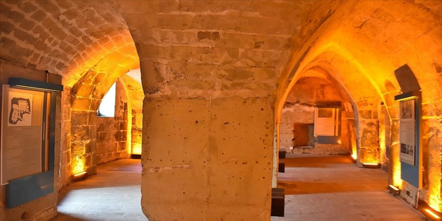 Gaziantep'in UNESCO Dünya Mirası Geçici Listesi'ndeki 'kastelleri' ve 'livasları' canlılığını koruyor