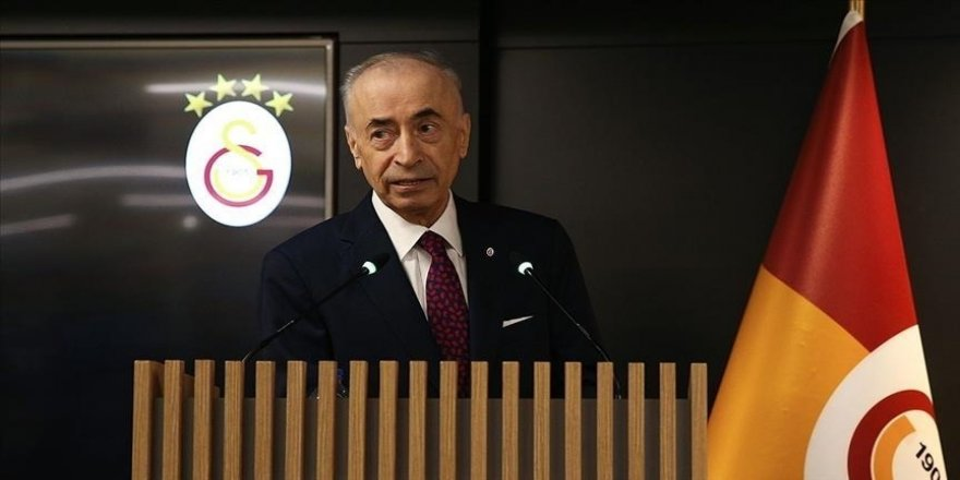 Galatasaray Kulübü Başkanı Cengiz yeniden başkanlığa aday olmayacak