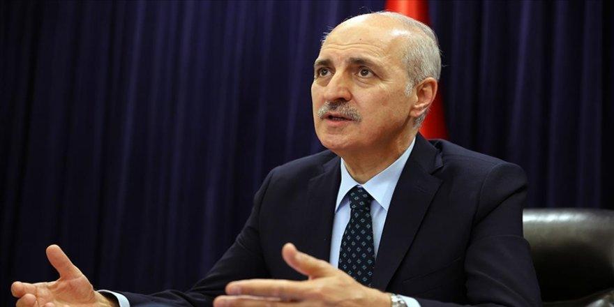 AK Parti Genel Başkanvekili Kurtulmuş'tan, İsrail askerlerinin Filistinlilere saldırılarına tepki