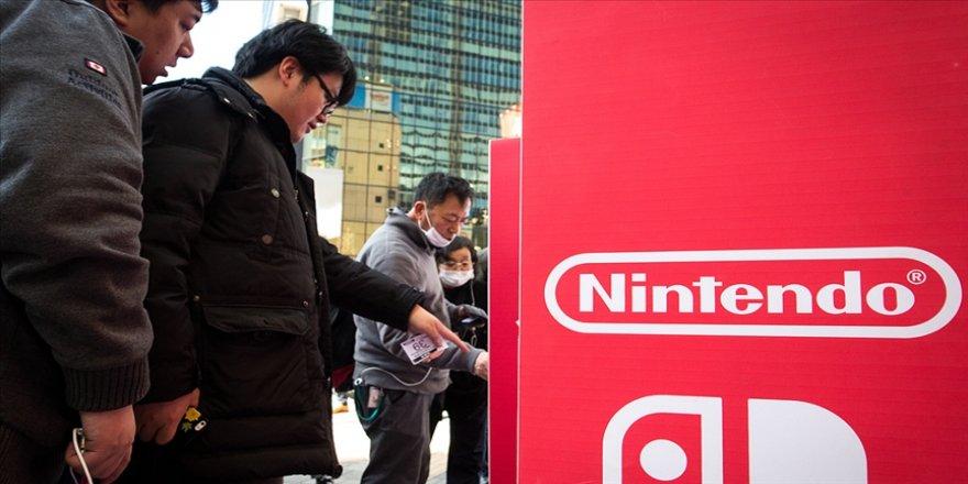 Oyun konsolu üreticisi Nintendo, 2020 mali yılında 4,4 milyar dolar net kar elde etti