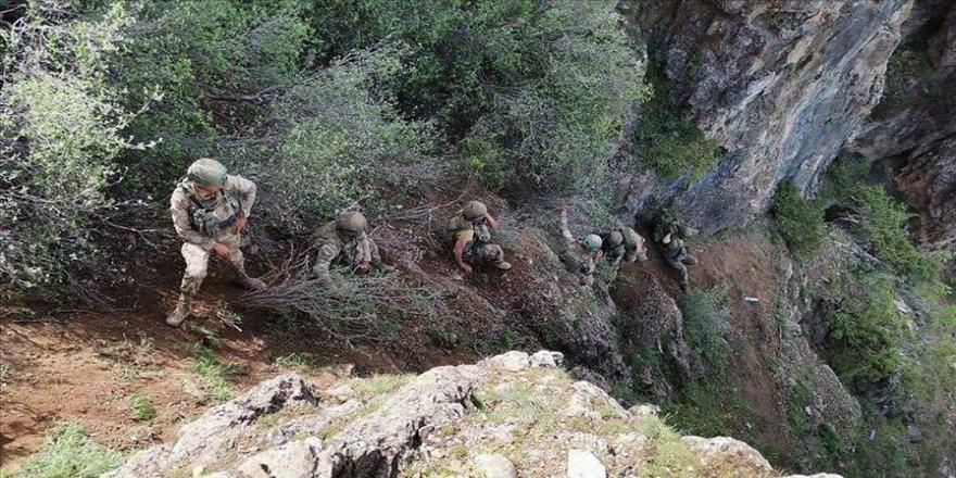 Pençe-Şimşek ve Pençe-Yıldırım operasyonlarında 2 PKK'lı terörist daha etkisiz hale getirildi