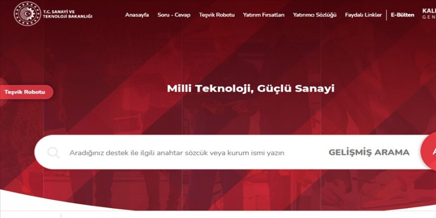 Bakan Varank, 'yatirimadestek.gov.tr' sitesini bir video ile anlattı
