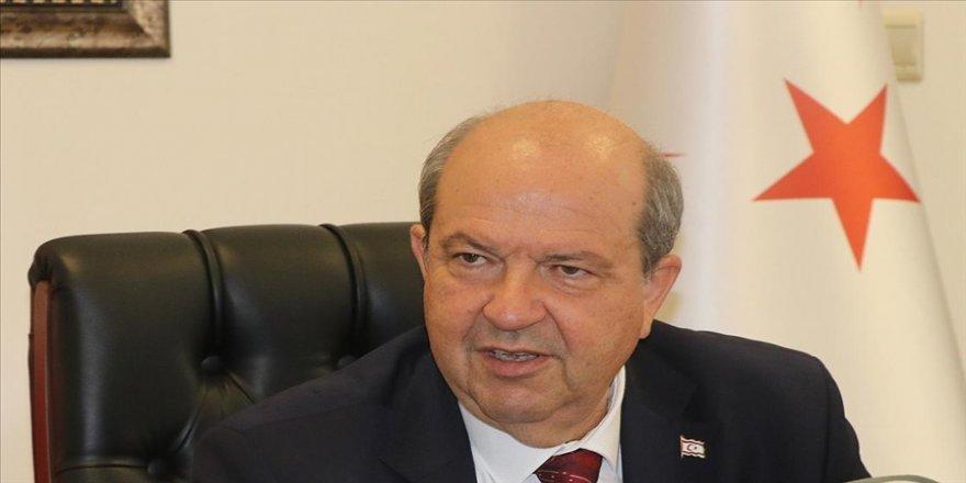 KKTC Cumhurbaşkanı Tatar: Biz Türkiye Cumhuriyeti ile iç içeyiz