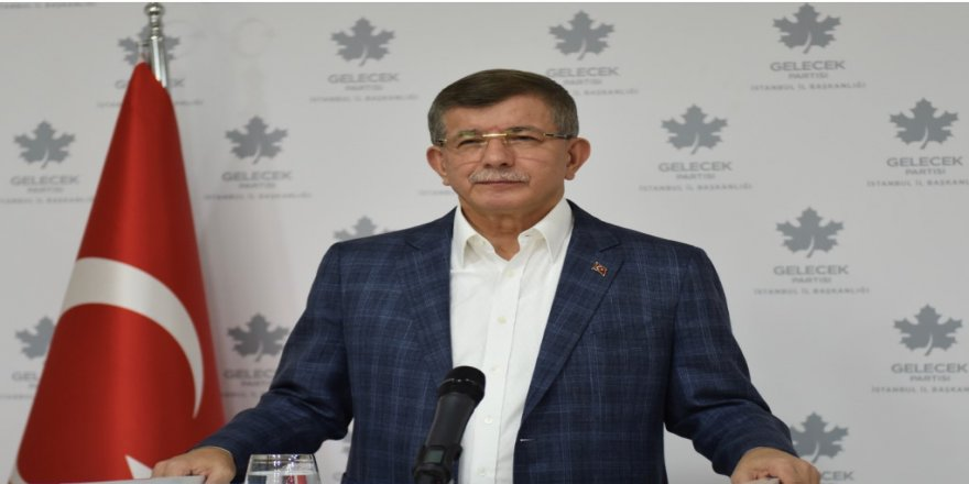 Ahmet Davutoğlu,tüm parti liderlerine Mescid-i Aksa çağrısında bulundu