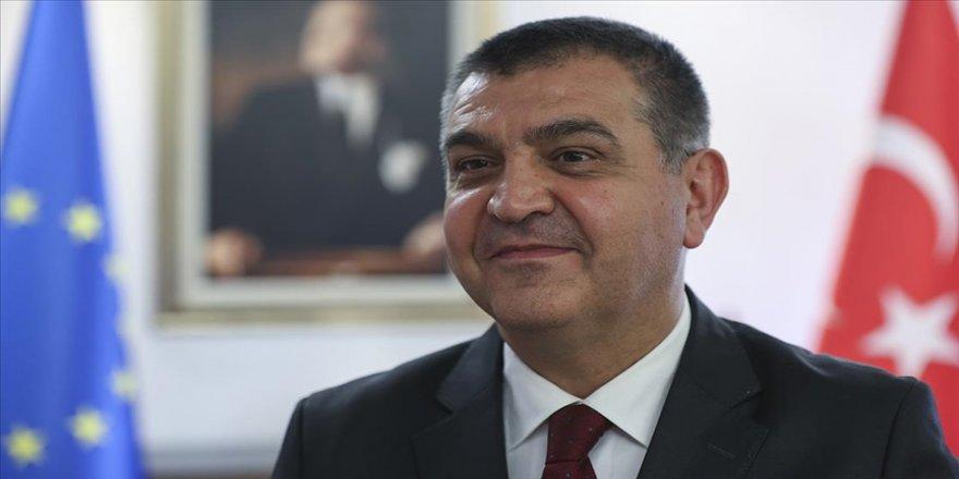 Dışişleri Bakan Yardımcısı Kaymakcı: Türkiye-AB ilişkilerinde olumlu gündeme geçilmesinden yanayız
