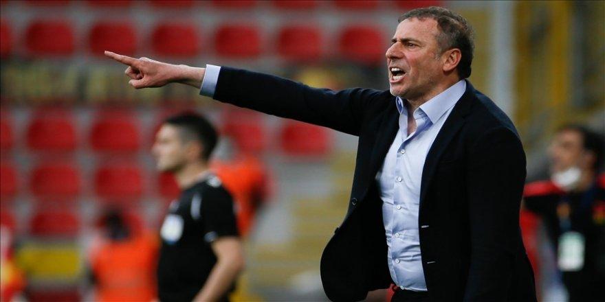 Trabzonspor Teknik Direktörü Avcı: Trabzonspor'un Avrupa kupalarında olması gerekiyor