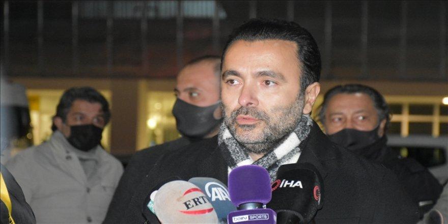 Beşiktaş Kulübü Asbaşkanı Emre Kocadağ: Sahaya kazanmak için çıkacağız ve şampiyonluğu alacağız