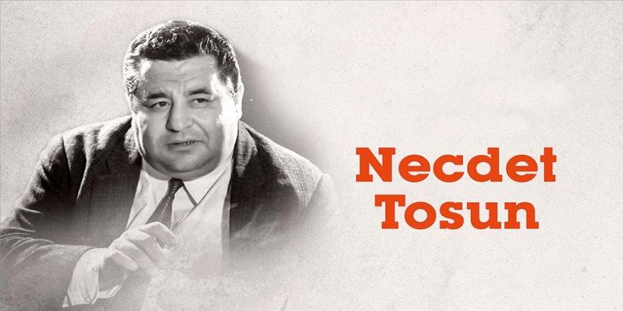 Samimi ve sevecen tiplemeleriyle beğenilen Necdet Tosun, vefatının 46. yılında anılıyor