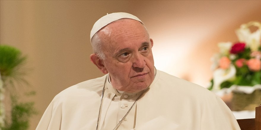 Papa Franciscus: Kudüs'te yaşanan gelişmeleri, özel bir endişeyle takip ediyorum