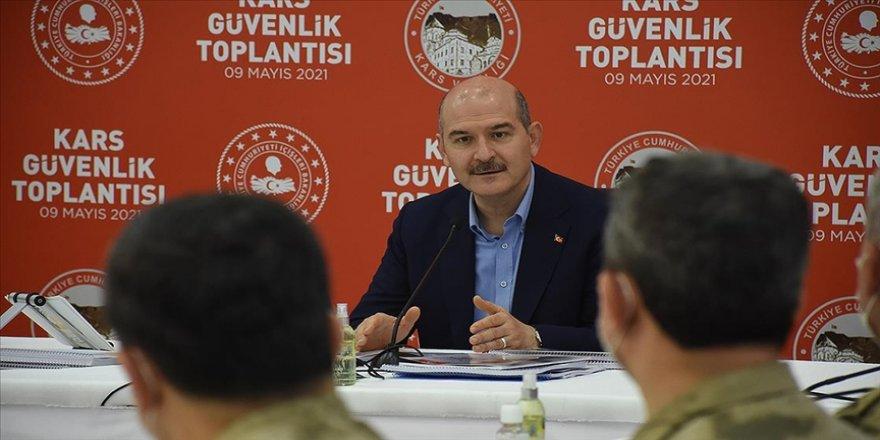 """İçişleri Bakanı Soylu: """"Bayramda vatandaşlarımızdan bir fedakarlık daha bekliyoruz"""""""