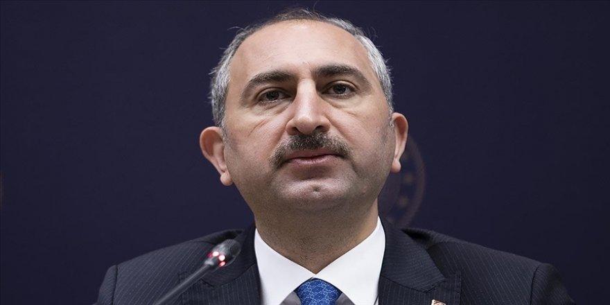 Adalet Bakanı Abdulhamit Gül: Küresel bir adaletsizlik ve zulüm var