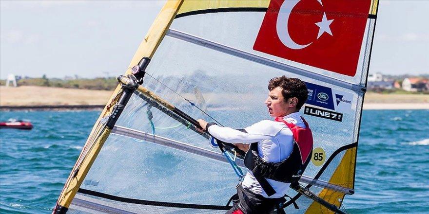 Milli sörfçü Onur Cavit Biriz'in olimpiyat gururu