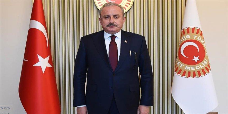 TBMM Başkanı Şentop, Kazakistan Senato Başkanı Ashimbayev ile telefonda bayramlaştı