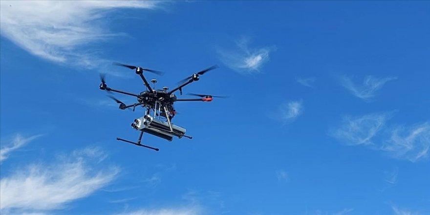 İnsansız hava ve kara araçlarına yerli mini roket