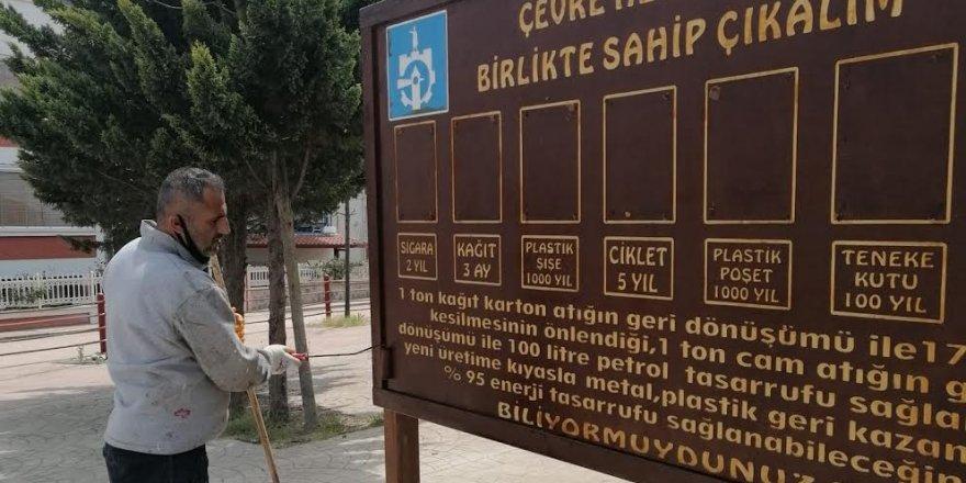 Kocaeli'nin mavi bayraklı plajları yaza hazırlanıyor