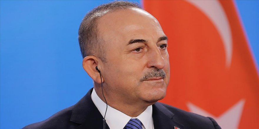 Dışişleri Bakanı Çavuşoğlu: Filistin'de birlik ve kararlılığımızı gösterme vakti