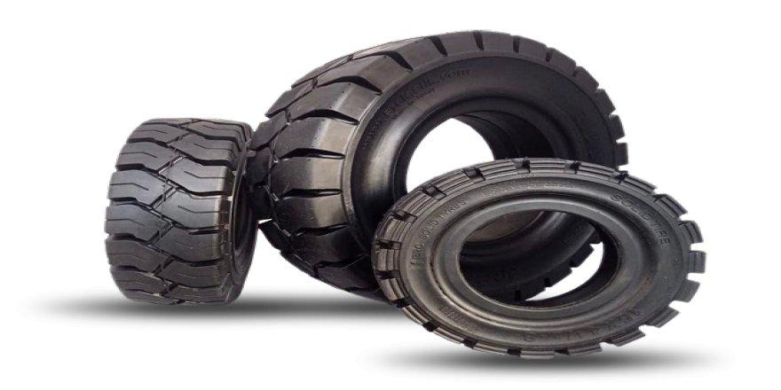 Forklift Dolgu Lastiği Nedir? Teknik Özelliği Nelerdir?