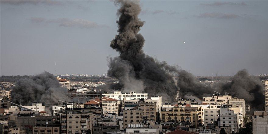 ABD yönetimi İsrail'in Gazze'ye yönelik saldırılarına 'meşru müdafaa' diyerek arka çıkıyor