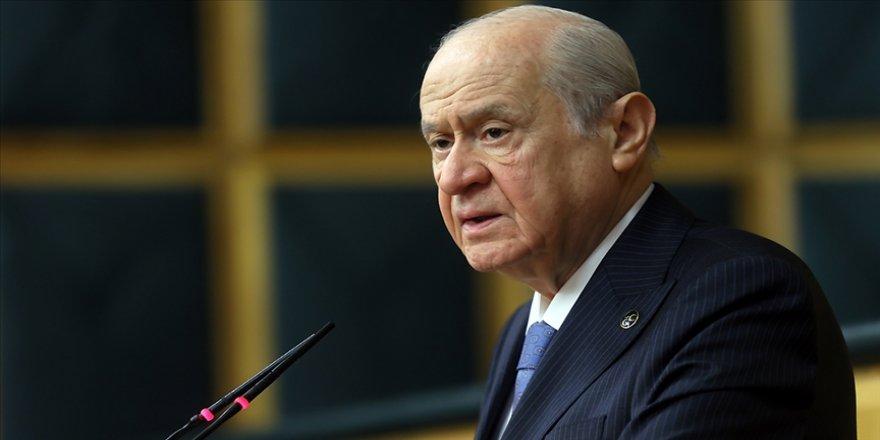 MHP Genel Başkanı Bahçeli: CHP yönetimi bozguncudur