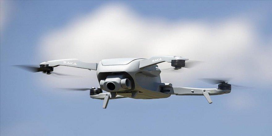 ASELSAN'ın mikro insansız hava aracı 'Saka' kanatlandı