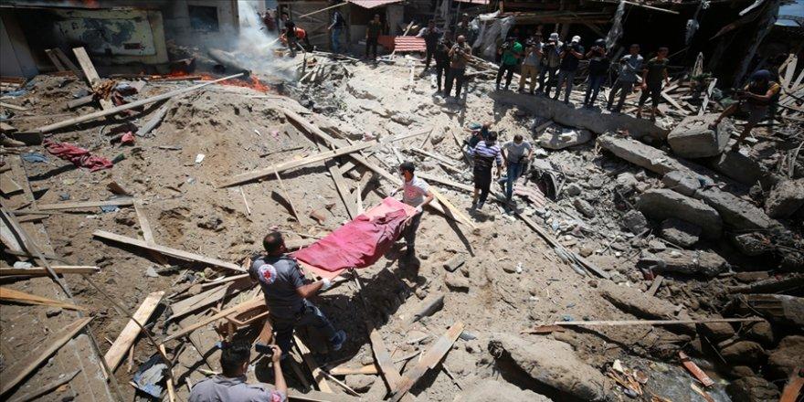 Uzmanlara göre, İsrail'in saldırılarına karşı Filistin'e uluslararası koruma tek çare