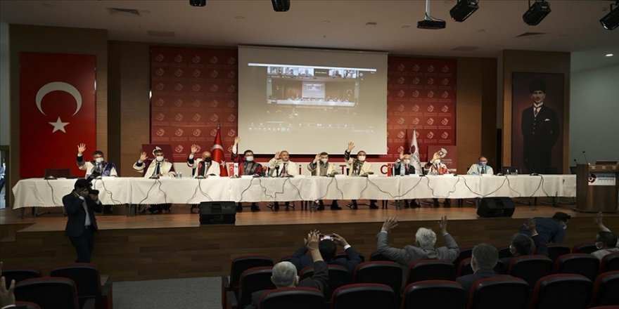 Üniversite rektörleri yayınladıkları bildiriyle Filistin için adalet ve insan hakları çağrısı yaptı