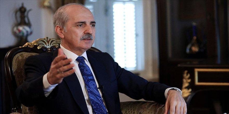 AK Parti Genel Başkanvekili Kurtulmuş'tan Akşener'in Cumhurbaşkanı Erdoğan'a yönelik ifadelerine tepki