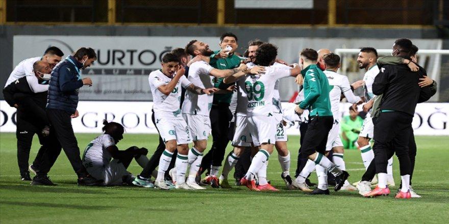 Süper Lig'in yeni ekibi Giresunspor, teknik direktör Hakan Keleş ile devam edecek