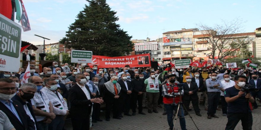 Yeniden Refah Partisi Kocaeli insanlık dramına karşı sesssiz kalmadı