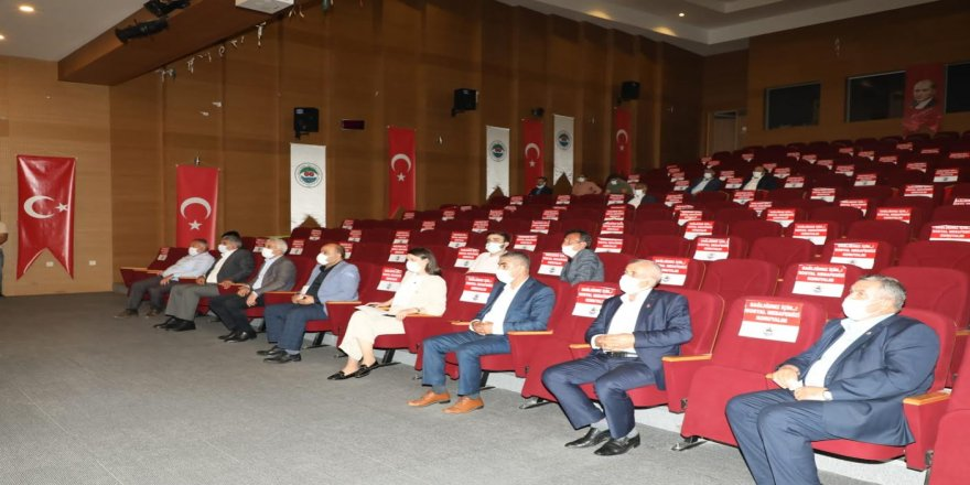Şayir'e Belde Liman yetkisinin verilmesi maddesi kabul edildi