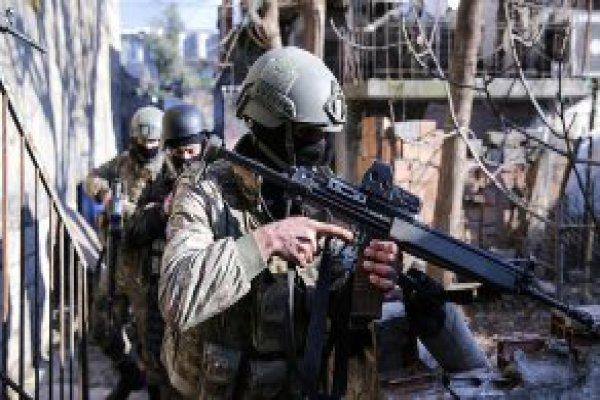 Diyarbakır Sur'da Kara Gün: 5 Asker Şehit