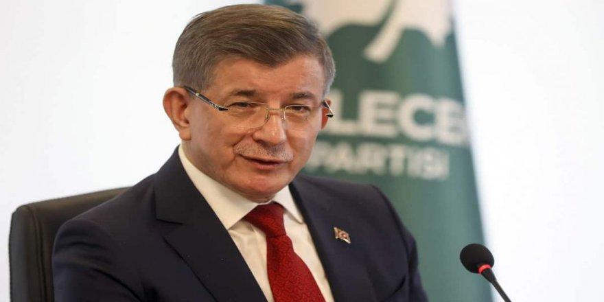 Davutoğlu: Kanal İstanbul bir cinayettir