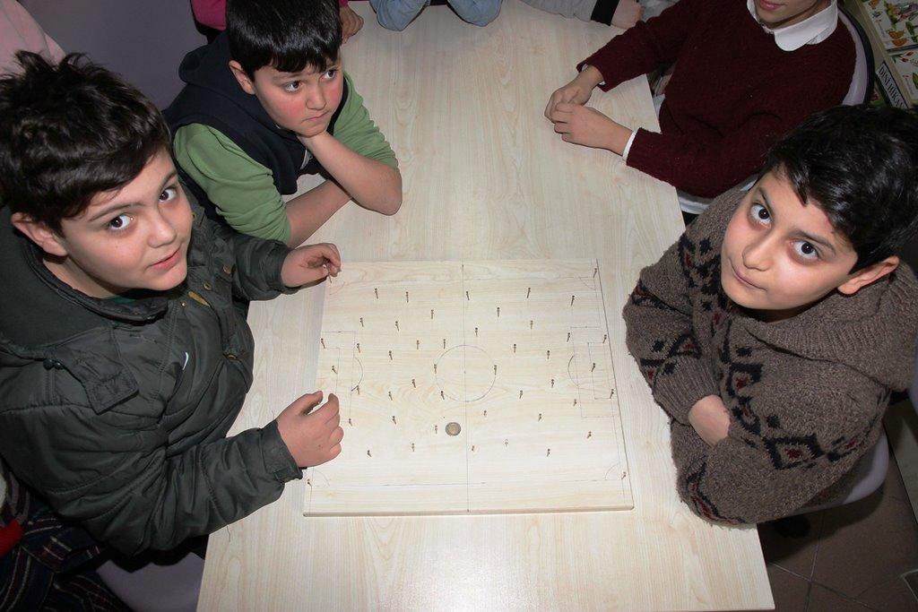 Tarihi oyunlarımız Bilgievleri'nde canlanıyor