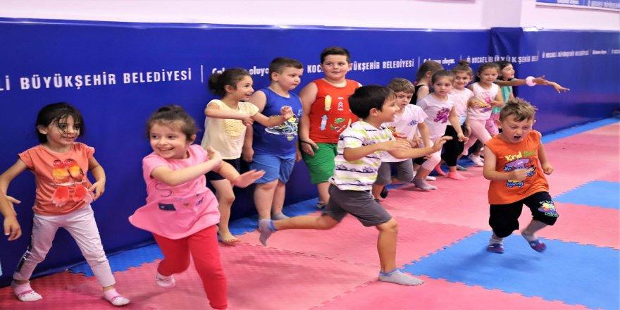 Kocaeli'de faaliyet gösterecek ücretsiz Yaz Spor Okulları