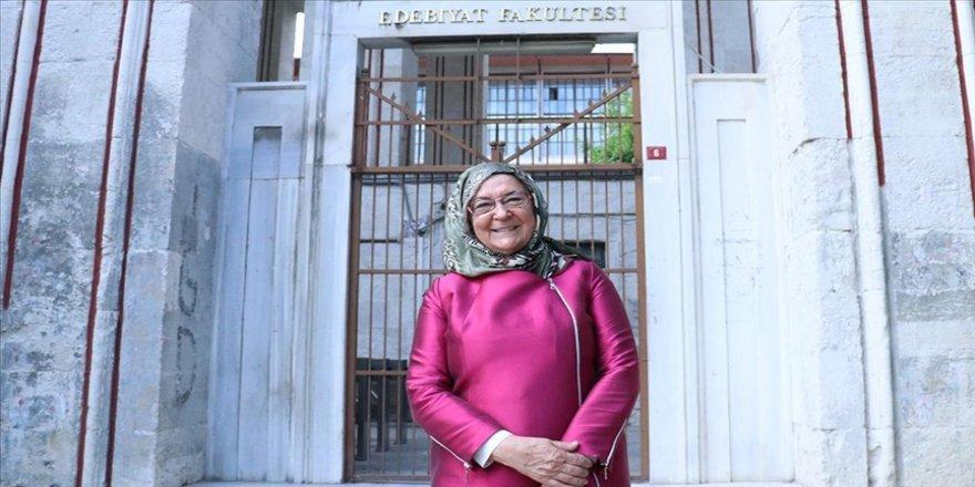 Prof. Dr. Ümit Meriç, babası Cemil Meriç'in İstanbul'da iz bıraktığı mekanları anlattı