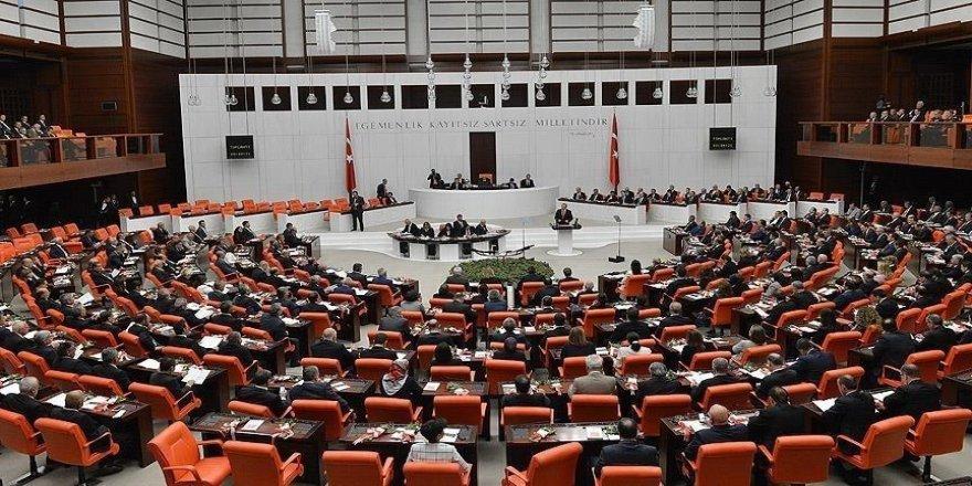 Meclis, bu hafta ceza infaz kurumlarına ilişkin düzenlemeler içeren kanun teklifi için mesai yapacak