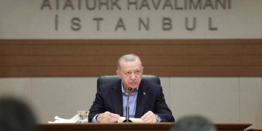 Cumhurbaşkanı Erdoğan: 'Hastaneye yapılan saldırıda PKK'nın ne kadar kalleş bir örgüt olduğu görülmüştür'