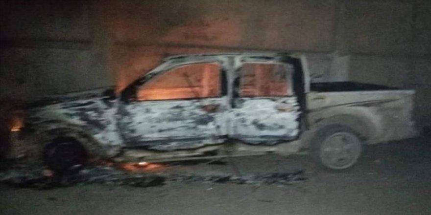 Deyrizor'da İran Devrim Muhafızları üssüne hava saldırısı: 3 ölü, 4 yaralı