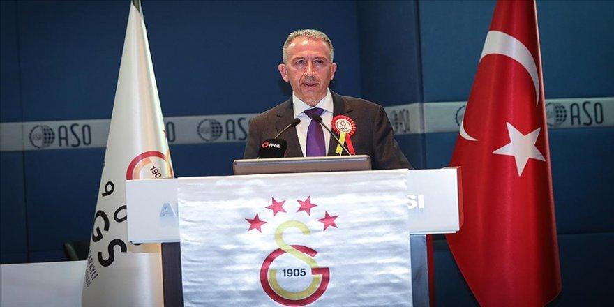 Galatasaray Kulübü Başkan Adayı Öztürk: Vadettiklerimizi 1 yıl içinde yapacağız