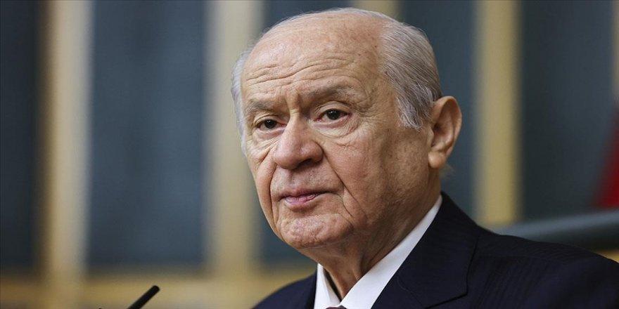 MHP Genel Başkanı Bahçeli: Erken seçim talebi beyhude bir hevestir