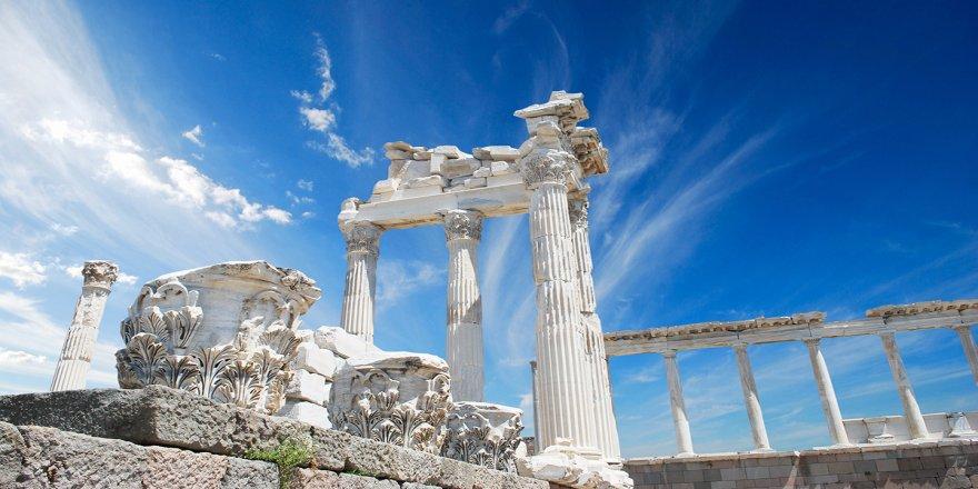 Kültür turizmi gelirlerinde hedef 5 yılda 20 milyar dolar'