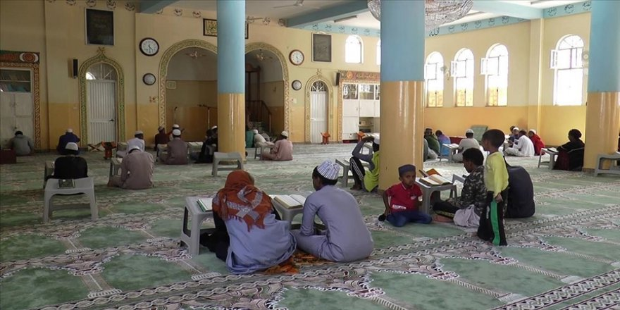 Etiyopya'da İslami eğitim sistemiyle 7'nci yüzyıldan beri milyonlarca öğrenci yetiştirildi