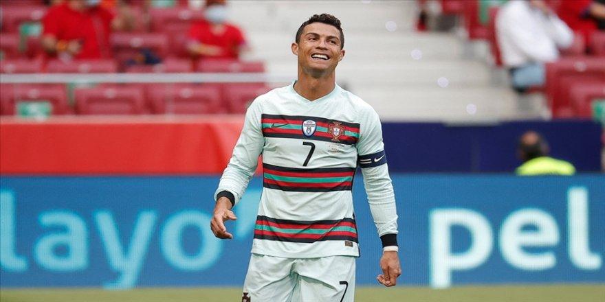 Ronaldo, Avrupa Futbol Şampiyonası tarihinin en skoreri rekorunu kırdı
