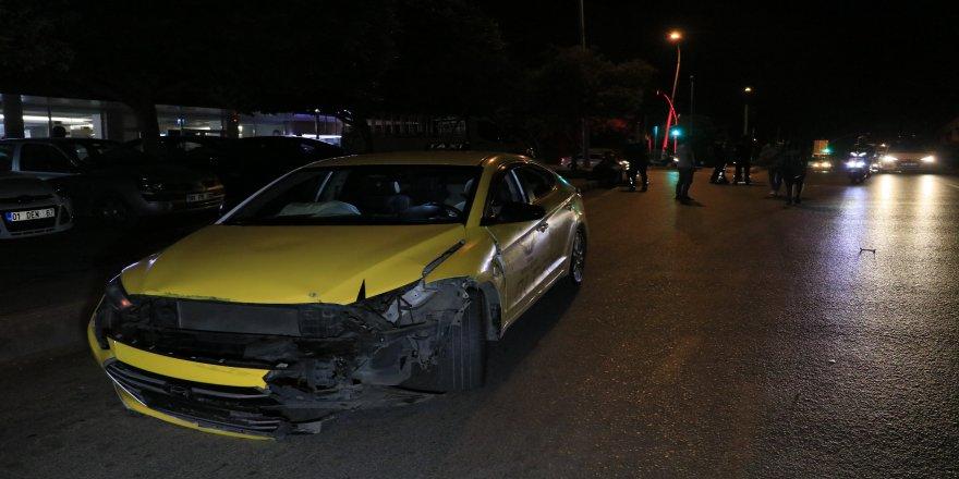 Polisten kaçan alkollü sürücü 2 kilometre kovalamanın ardından yakalandı