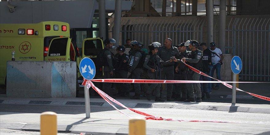 İsrail güçlerinin Doğu Kudüs'te ateş açtığı Filistinli bir kadın hayatını kaybetti