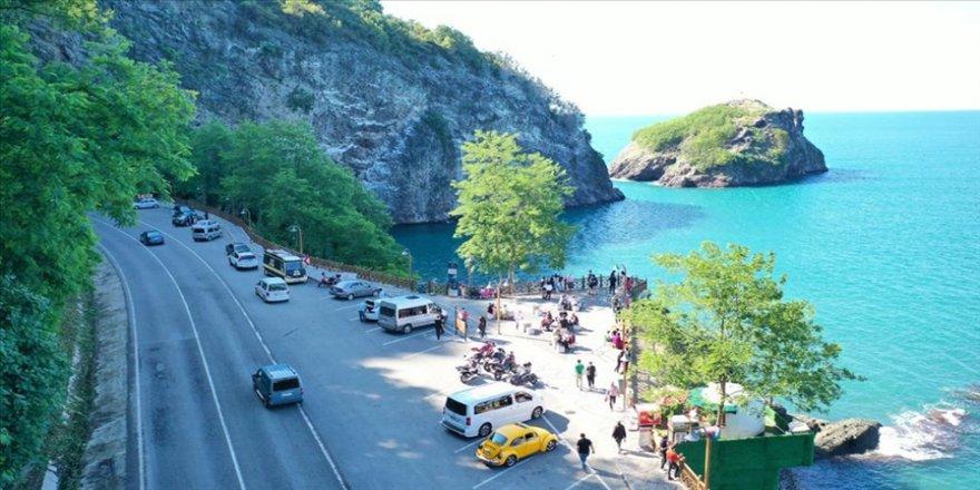 'Sakin şehir' Perşembe'deki Hoynat Adası cazibe merkezi haline geldi