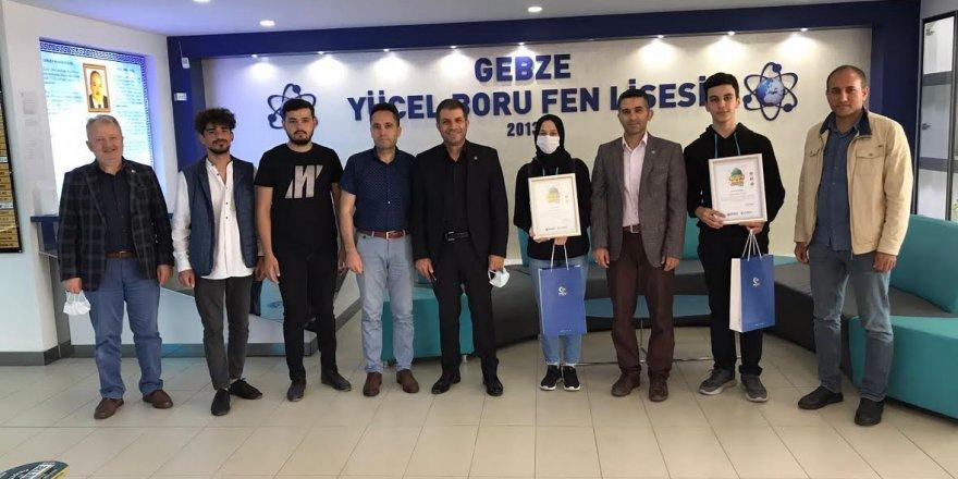 Kaybedeni olmayan Yarışmanın Türkiye Birincisi Kocaeli'den!